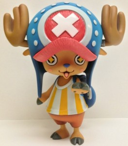 One Piece P.O.P. Limited Chopper Kyupin Version Figure