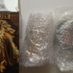 Box Contents Grandline Men Golden Shiki Ver. 0 Figure Banpresto