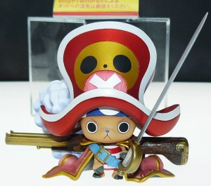 One Piece Z P.O.P. Chopper Figure Megahouse 2013