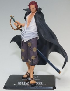 Shanks Climactic Fight Version Figuarts Zero One Piece Figure