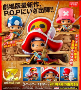 One Piece P.O.P. Chopper Edition Z Poster 2013