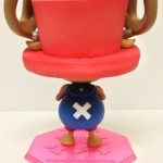One Piece P.O.P. Chopper Figure Wearing Backpack Back Limited DX MegaHouse