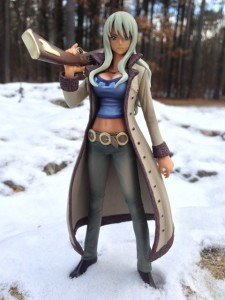 One Piece Nico Olvia Grandline Lady DX Figure by Banpresto