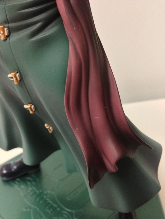 One Piece Sailing Again Roronoa Zoro Figure Paint Scratches on Sash