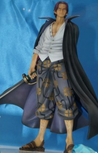 Portrait of Pirates 2013 Shanks Figure MegaHouse