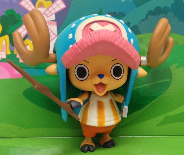 One Piece Figuarts Tony Tony Chopper New World Figure B