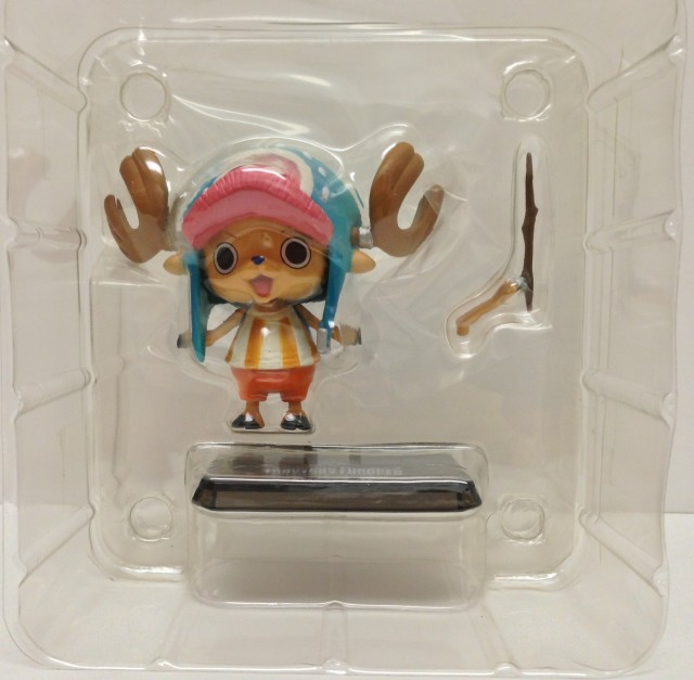 New World Tony Tony Chopper Figuarts Zero Figure In Bubble