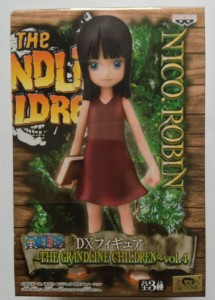 One Piece The Grandline Children Nico Robin Box