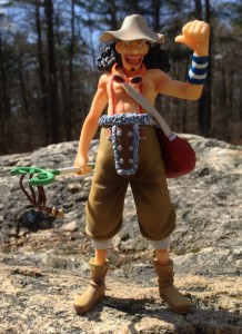 Bandai One Piece New World Version Usopp Figuarts Zero Figure