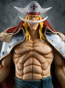 One Piece Portrait of Pirates Whitebeard Ver. 0 Close-Up