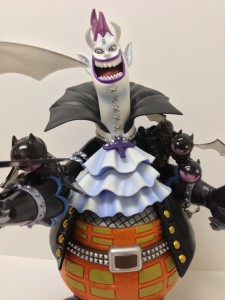 Gekko Moriah Figuarts Zero One Piece Figure with Brick Bats