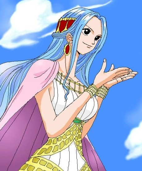 One Piece Princess Vivi Nefertari Anime Screenshot