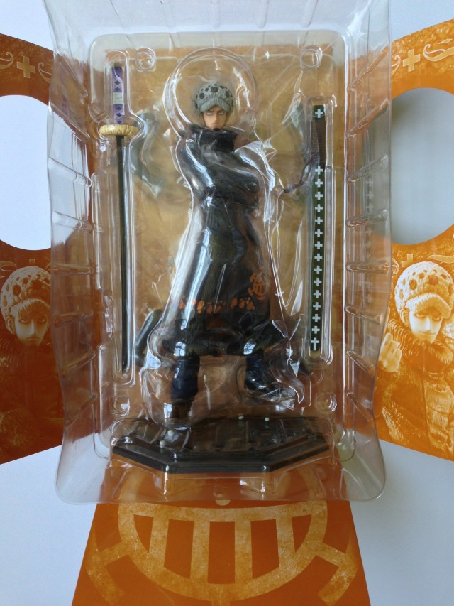 MegaHouse 2013 Trafalgar Law Figure POP in Packaging
