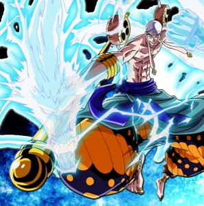 One Piece Enel Eneru Villain Skypiea Arc Manga Anime