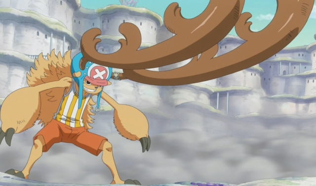 New World Horn Point Tony Tony Chopper Screenshot Post Timeskip