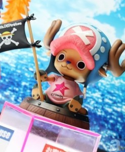 Wonder Festival 2013 MegaHouse Crimin Chopper Exclusive Figure