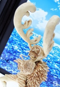 Wonder Festival 2013 Summer MegaHouse Tony Tony Chopper Horn Point Antlers