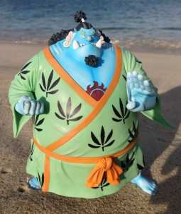 Jinbe Figuarts Zero One Piece Bandai Action Figure