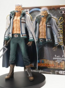 Banpresto One Piece Smoker Grandline Men Vol 16 Figure