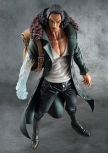 One Piece Z Portrait of Pirates Kuzan Aokiji Edition Z with Ice Arm