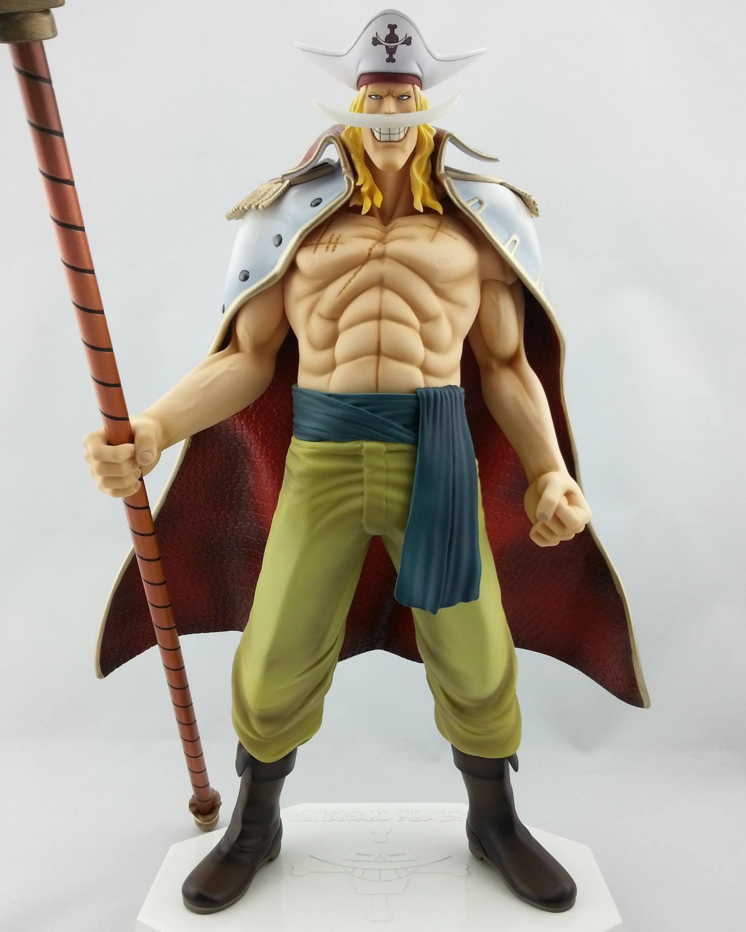 MegaHouse One Piece Portrait of Pirates Whitebeard Ver. 0 Figure Young ...