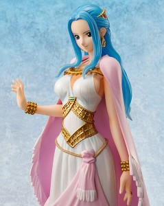One Piece P.O.P. 2014 Princess Vivi Nefertari Figure Close-Up