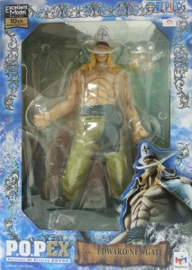Whitebeard Ver. 0 POP One Piece Portrait of Pirates MegaHouse Figure
