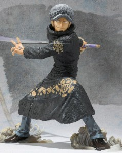Bandai Trafalgar Law Figuarts Zero Battle Ver Figure Revealed