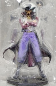 One Piece P.O.P. Hawkeye Mihawk Ver. 2 Figure in Packaging