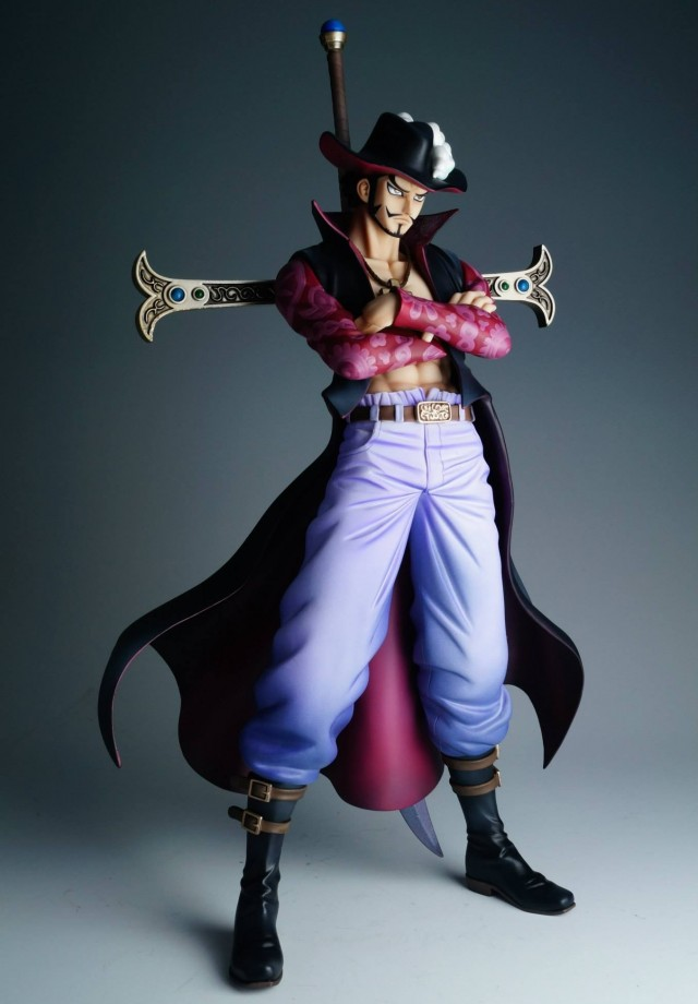 One Piece POP Neo-DX Hawkeye Mihawk Ver. 2 Figure