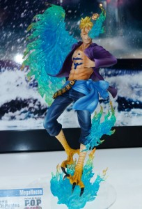 2014 One Piece Portrait of Pirates Marco MAS Figure