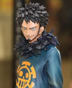 One Piece 2014 Trafalgar Law Master Stars Piece Figure Head