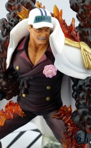 One Piece Figuarts Zero Akainu Sakazuki Battle Ver. Figure Close-Up
