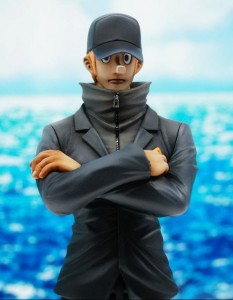One Piece Portrait of Pirates 2014 Kaku Figure CP9 MegaHouse