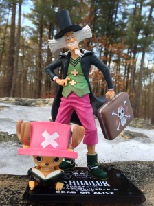 One Piece Figuarts Zero Dr. Hiluluk & Chopper Figures Review