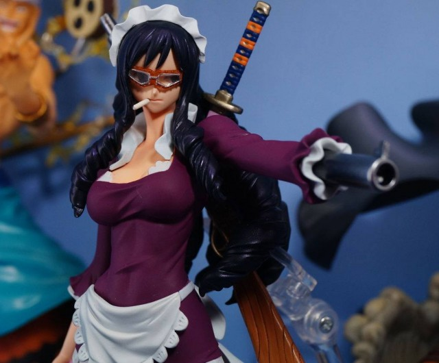 Bandai One Piece Figuarts Zero Baby-5 Figure Close-Up Jump Festa 2014