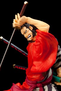 Banpresto Figure Colosseum III Kinemon SCultures One Piece Figure
