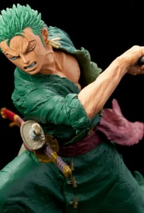 Banpresto Figure Colosseum Roronoa Zoro SCultures Vol. 3 Figure