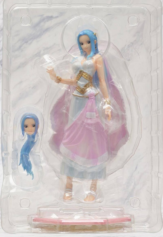 2014 One Piece P.O.P. DX Vivi in Bubble Packaging