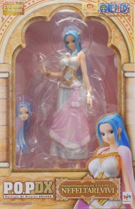 One Piece POP Princess Vivi Nefeltari Box 2014