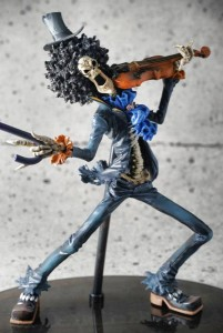 One Piece SCultures Brook Figure Released