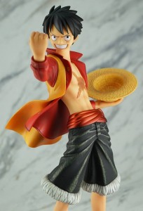 One Piece Z P.O.P. Luffy Figure Released