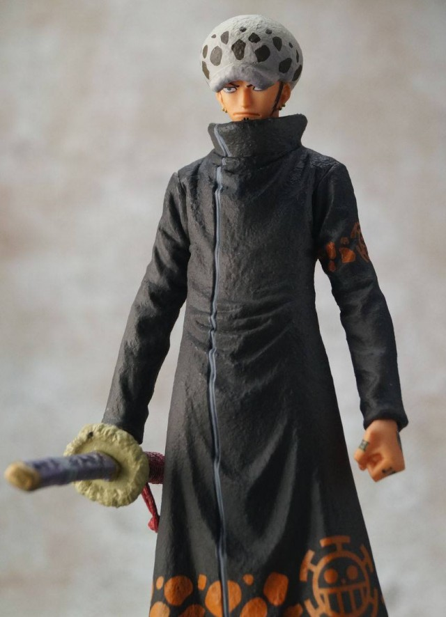 One Piece Grandline Men 2014 Trafalgar Law Timeskip Figure Volume 18