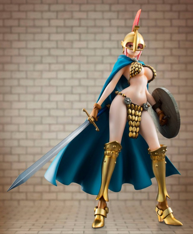 One Piece POP 2014 Rebecca MegaHouse Excellent Model Figure