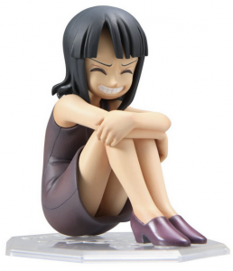 One Piece POP Nico Robin Dereshi Smiling Version