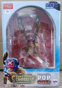 One Piece POP Tony Tony Chopper Horn Point Box