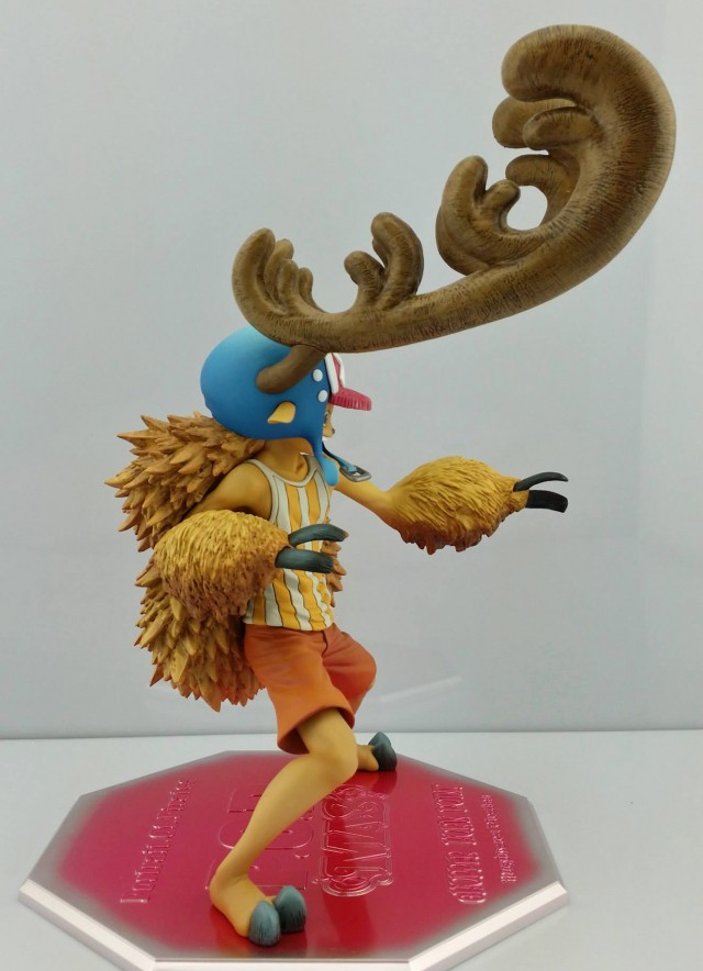 One Piece Portrait of Pirates MAS Horn Point Chopper Antlers