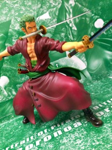 MegaHouse Portrait of Pirates Zoro Z Edition Figure