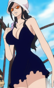 vOne Piece Dress Rosa Nico Robin Anime Screenshot