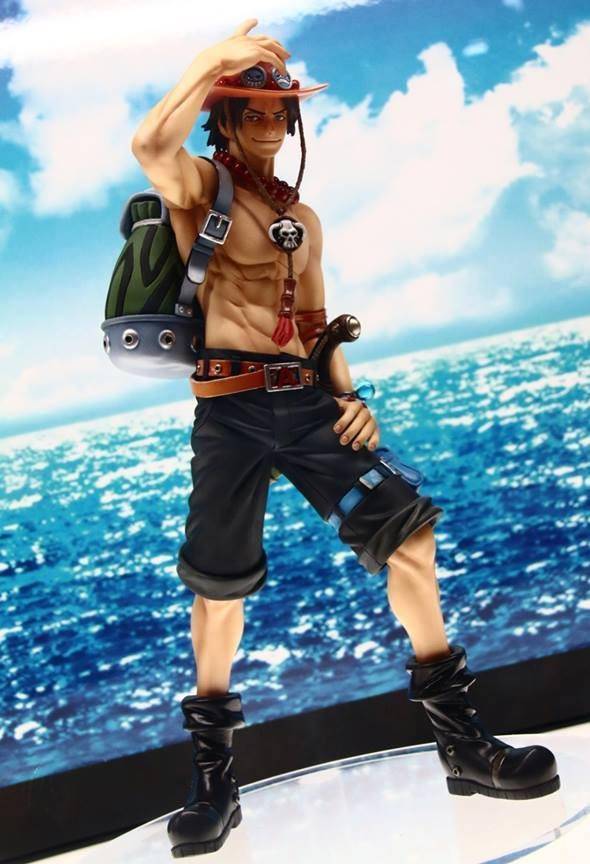 POP One Piece Portgas D Ace 15th Anniversary Figure MegaHouse Limited